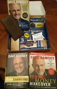Dave Ramsey Lot Financial Peace University Total Money Makeover ... Missing Cds