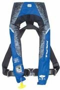 West Marine Offshore Automatic Inflatable Life Jacket With Harness