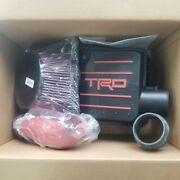 Trd Air Intake Air Cleaner Toyota Tundra Sequoia Manufacturer's Genuine