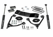 Superlift 3.5 Lift Kit W/ Control Arms And Shocks For 2014-2019 Gm 1500