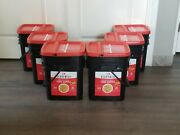Ready Wise Survival Meals Food Storage Supply 6 Emergency Buckets With Bonus