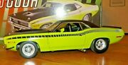 1/18 Highway 61 And Supercar Collectibles -1970 Aar Cuda 340 Six Pack Vr 1 Of 162