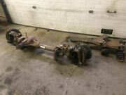 2008 - 2010 Ford F450 F550 Front Axle Assembly 4.88 Ratio 44k Miles
