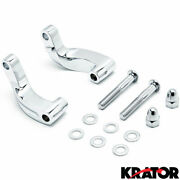 New Mirror Relocation Adapter For Harley Davidson Cvo Breakout Fxsbse 2013-2014