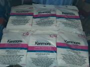 Lot Of 48 - Kenmore Q/c 50104 Canister Vacuum Cleaner Bags - New - Free Ship