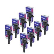 Set Of 8 Acdelco Ignition Coil 00bs2002 For Ford Lincoln Mercury 1997-2016