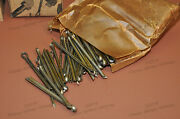 Wwii Willys Mb Ford Gpw Cotter Pin Kit. Nos Spare Parts G503. Lot Of 4 Kits.