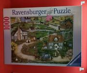 Ravensburger Delivery Day In Hidden Valley 1000 Piece Puzzle New