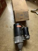 Nos Delco Remy 1987332 Starter Discontinued Parts New Starter Motor