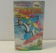 Foofur- Furry Tails Can Come True Vhs Tested, Good Condition