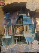Magical Cinderella Castle Playset, From Disney Store. New,needs Batteries.