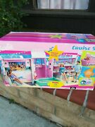 Barbie Cruise Ship Playset Mattel 2002 Complete + Extras Excellent Condition