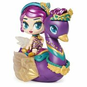 Hatchimals Pixies Riders, Lilac Luna Pixie And Swanling Glider Hatchimal Set