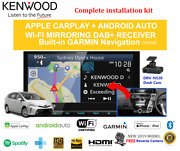 Kenwood Dnx9190dabs Car Stereo Upgrade To Suit Toyota Prius V 2015-2019