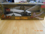 21st Century Toys Ultimate Soldier 1/18 Mig-15 Jet Airplane. New Unopened