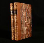 1857 2vol Charles Dickens Little Dorrit Illustrated First Edition