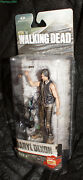 The Walking Dead Series 8 Figure Daryl Dixon Signed By Norman Reedus