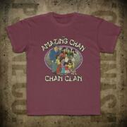 Amazing Chan And The Chan Clan 1972 Vintage Kidand039s T-shirt