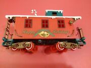 Winter Belle New Bright Holiday Christmas Replacement Caboose 1997 Free Shipping