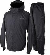 Acme Projects Rain Suit Jacket + Pants 100 Waterproof Breathable Taped Sea