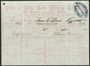 Australia Band Of Hope Gold Mining Co. Victoria Andpound5 Shares 1865