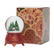 Taylor Swift Christmas Tree Farm Singing Snow Globe Sold Out Rare Limited New
