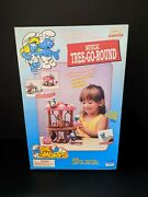 Smurf Musical Tree-go-round By Irwin 1996, Vintage, New In Box