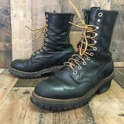 Red Wing Logger Linesman Smokejumper Boots Menandrsquos 8 D
