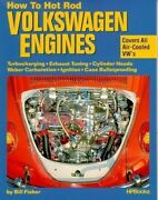 Volkswagen Engines How To Manual Hot Rod Fisher Beetle Book Air Cooled