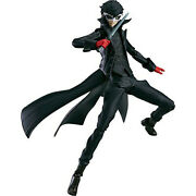 Figma Persona 5 Joker Non-scale Abs And Pvc Pre-painted Movable Figure
