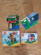 Lego Creator 31010 31009 Small Cottage Treehouse Complete Instruction House Home
