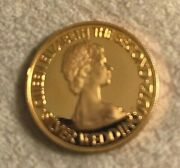 Bailiwick Of Jersey 20 Pd Gold Coin