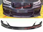 Outer Bumper Trim Front Panel Protection For Bmw 7 Series G11 G12 M76 2017-2018