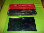 Allstate Winshield Visor New Old Stock In Orignal Box Marked All Cars 1933andon