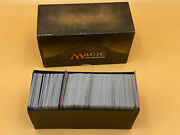 Magic The Gathering Card Collection 1995-2019, Lightly Played Lot Of 486 Cards