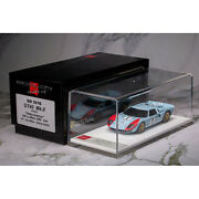 Make Up 143 Scale Ford Gt40 MkⅡ 1 Le Mans 1966 Racing Car Model Resin