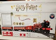 Lionel Potterand039s Hogwarts Express Ready To Play Train Setbattery/remote Control