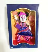 Disney Minnie Mouse Catrina Doll Day Of The Dead Collectors Edition