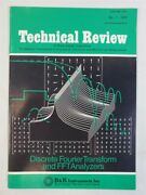 Technical Review No 1 1979 Bandk Instruments Advance Techniques In Acoustical...