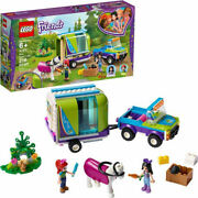 Lego Friends Miaand039s Horse Trailer 41371 For Ages- 6+ 216 Pieces Expedited Ship