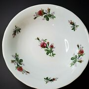 Lynns Victorian Rose Serving Bowl Unlimited Dinnerware China 9