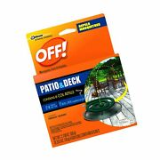 Off Backyard Mosquito Repellent Coil Refills, Perfect For Outdoor Patios Cou...