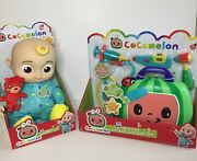 Cocomelon Bundle Jj Toy, Check Up Free Shipping Items In Hand