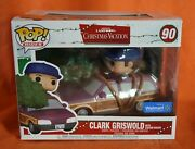 Clark Griswold Station Wagon Xmas Vacation Walmart Funko Pop Rides 90 Sold Out
