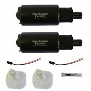 Fuel Pump Factory 265lph 2007-2010 Ford Mustang Gt500 Two Fuel Pumps