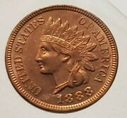 1888 Indian Head Cent Uncirculated