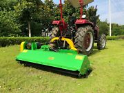 Nova Tractor Middle Duty 61 Ditch Bank Mower Bcrm155 For Tractor 40 - 55hp