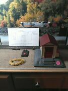 Lionel 125 Whistle Shed