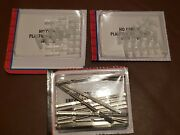 Atlas Ho-scale Code 83 Or 100 Standard Nickel Silver Rail Joiners And Plastic 3
