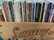 Lot Of 248 Lp Vinyl Music Mix Rock Pop 60s 70s 80s Vg Local Pickup Only